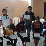 Consultoria de la Organización Panamericana de la Salud