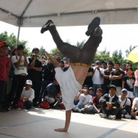Torneo B Boying